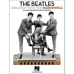Hal Leonard Beatles Greatest Hits Harmonica (850106)