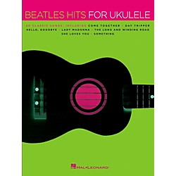 Hal Leonard Beatles Hits For Ukulele (119275)