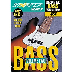 Hal Leonard Beginning Bass Volume 2 (DVD) (320420)