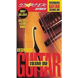 Hal Leonard Beginning Guitar Video Package Starter Volume 1 (320049)
