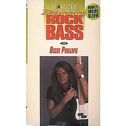 Hal Leonard Beginning Rock Bass Video Package (324340)