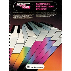 Hal Leonard Beginnings For Keyboards Complete Instruction Course (Book A, B, and C) (100317)