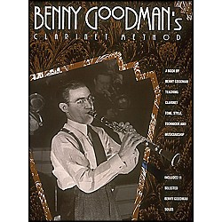 Hal Leonard Benny Goodman Clarinet Method (490148)