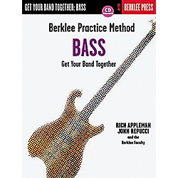 Hal Leonard Berklee Practice Method: Bass Book/CD (50449427)