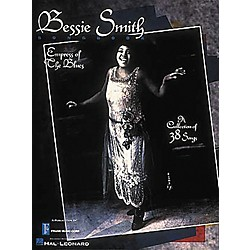 Hal Leonard Bessie Smith Songbook Piano, Vocal, Guitar Songbook (308232)