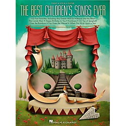 Hal Leonard Best Children's Songs Ever for Piano/Vocal/Guitar (310358)