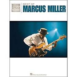 Hal Leonard Best Of Marcus Miller Bass Tab Songbook (690811)