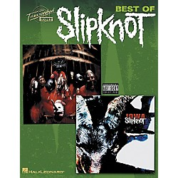 Hal Leonard Best Of Slipknot Guitar Tab Songbook (672522)