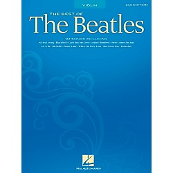 Hal Leonard Best Of The Beatles - 2nd Edition for Violin (842116)