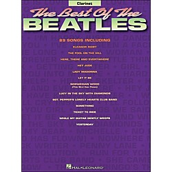 Hal Leonard Best Of The Beatles For Clarinet (847218)