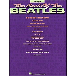 Hal Leonard Best Of The Beatles For Trumpet (847220)