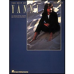 Hal Leonard Best Of Yanni Piano Solos (308145)