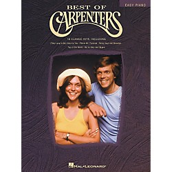 Hal Leonard Best of Carpenters (306427)