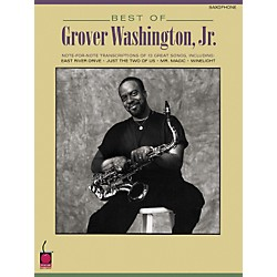 Hal Leonard Best of Grover Washington, Jr. (Saxophone) (2500429)