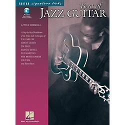 Hal Leonard Best of Jazz Guitar Signature Licks Book with CD (695586)