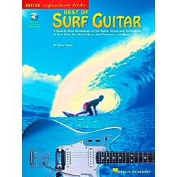 Hal Leonard Best of Surf Guitar (Book and CD Package) (695822)