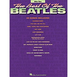 Hal Leonard Best of the Beatles - Alto Saxophone (Saxophone) (847219)