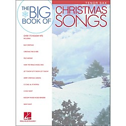 Hal Leonard Big Book Of Christmas Songs For Tenor Sax (842145)