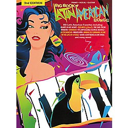 Hal Leonard Big Book Of Latin American Songs Piano, Vocal, Guitar Songbook (311562)