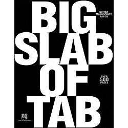 Hal Leonard Big Slab of Tab (210084)