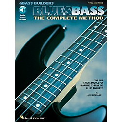 Hal Leonard Blues Bass (Book/CD) (695235)