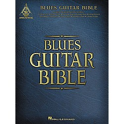 Hal Leonard Blues Guitar Bible Tab Book (690437)