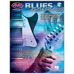 Hal Leonard Blues Rhythm Guitar - MI Series Book/CD (695131)