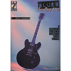 Hal Leonard Blues You Can Use Book/CD (695007)