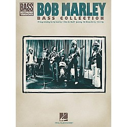 Hal Leonard Bob Marley Collection Bass Guitar Tab Songbook (690568)