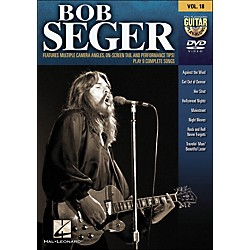 Hal Leonard Bob Seger - Guitar Play-Along DVD Volume 18 (320872)