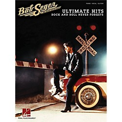 Hal Leonard Bob Seger - Ultimate Hits: Rock And Roll Never Forgets Piano/Vocal/Guitar Songbook (307380)