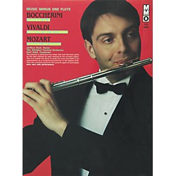 Hal Leonard Boccherini, Vivaldi and Mozart for Flute (400336)