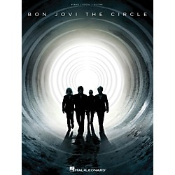 Hal Leonard Bon Jovi - The Circle PVG Songbook (307119)