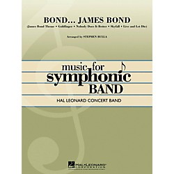 Hal Leonard Bond...James Bond Hal Leonard Concert Band Level 4 (4003478)