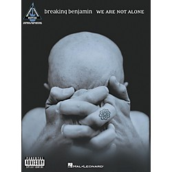 Hal Leonard Breaking Benjamin We Are Not Alone Guitar Tab Songbook (690764)