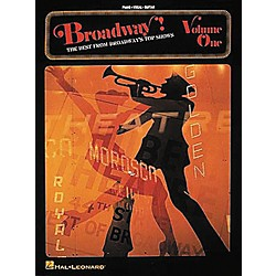 Hal Leonard Broadway! - Volume 1 Piano, Vocal, Guitar Songbook (309240)