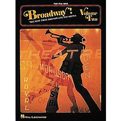 Hal Leonard Broadway! - Volume 2 Piano, Vocal, Guitar Songbook (309241)