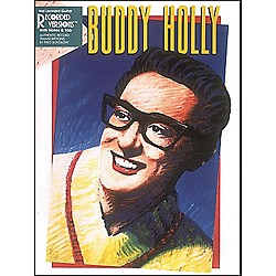 Hal Leonard Buddy Holly Guitar Tab Songbook With Notes And Tablature 2nd Edition (660029)