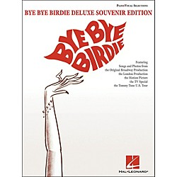 Hal Leonard Bye Bye Birdie Deluxe Souvenir Edition arranged for piano, vocal, and guitar (P/V/G) (313299)