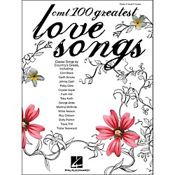 Hal Leonard CMT's 100 Greatest Love Songs Piano, Vocal, Guitar Songbook (311159)