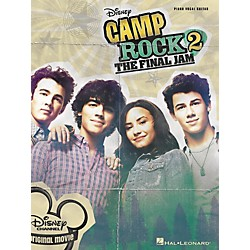 Hal Leonard Camp Rock 2 - The Final Jam PVG Songbook (313499)