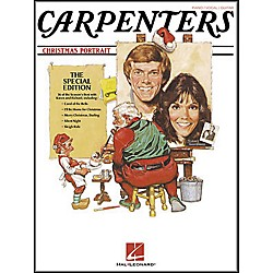 Hal Leonard Carpenters - Christmas Portrait Piano, Vocal, Guitar Songbook (306430)
