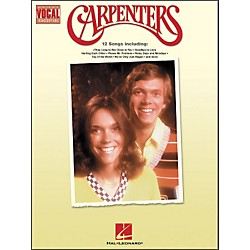 Hal Leonard Carpenters Note-For-Note Vocal Transcriptions (740177)
