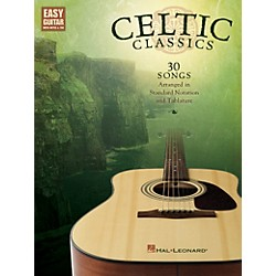 Hal Leonard Celtic Classics - Easy Guitar With Tab (703387)