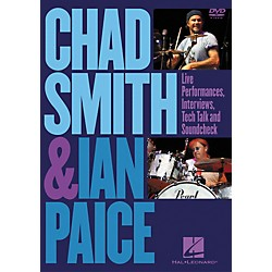 Hal Leonard Chad Smith and Ian Paice (DVD) (320479)