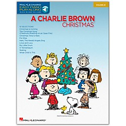 Hal Leonard Charlie Brown Christmas - Easy Piano CD Play-Along Volume 29 Book/CD (311913)