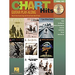 Hal Leonard Chart Hits Guitar Play-Along Series Volume 42 Book with CD (699670)