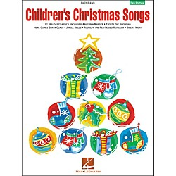Hal Leonard Children's Christmas Songs For Easy Piano 2nd Edition (222547)