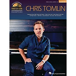 Hal Leonard Chris Tomlin - Piano Play-Along Volume 123 Book/CD (312563)