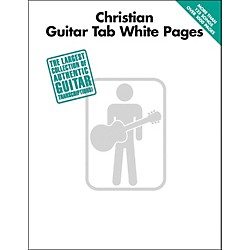 Hal Leonard Christian Guitar Tab White Pages (690847)